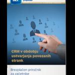 CRM v obdobju ustvarjanja povezanih strank