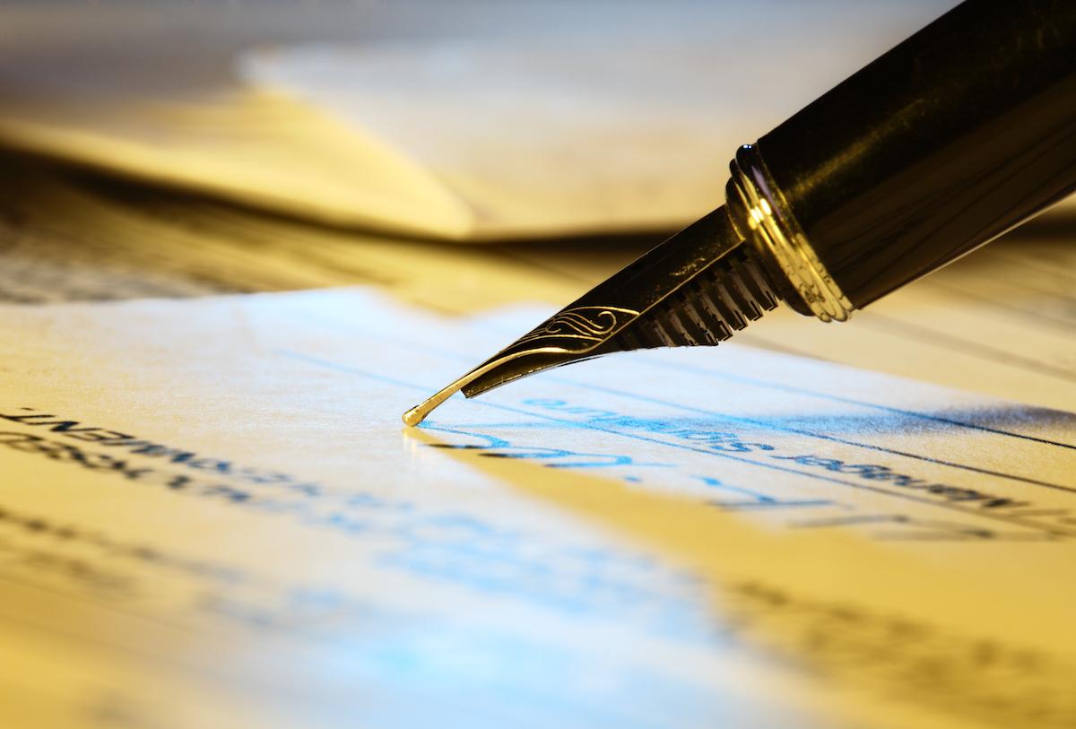 Splošni pogoji pogodbe