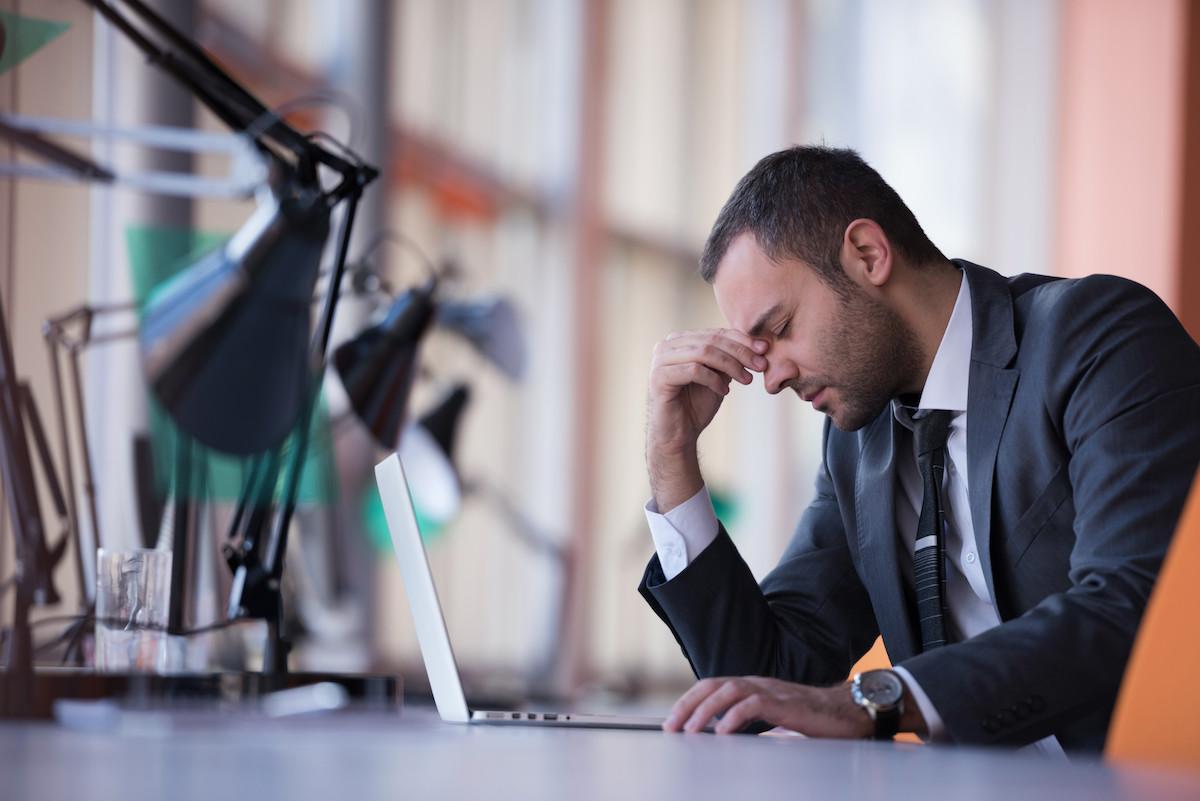 Finančni stres