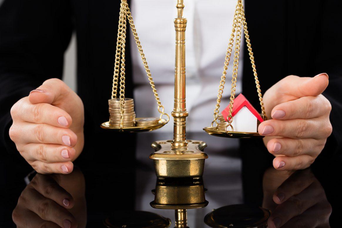 Zastavna pravica na nepremičnini