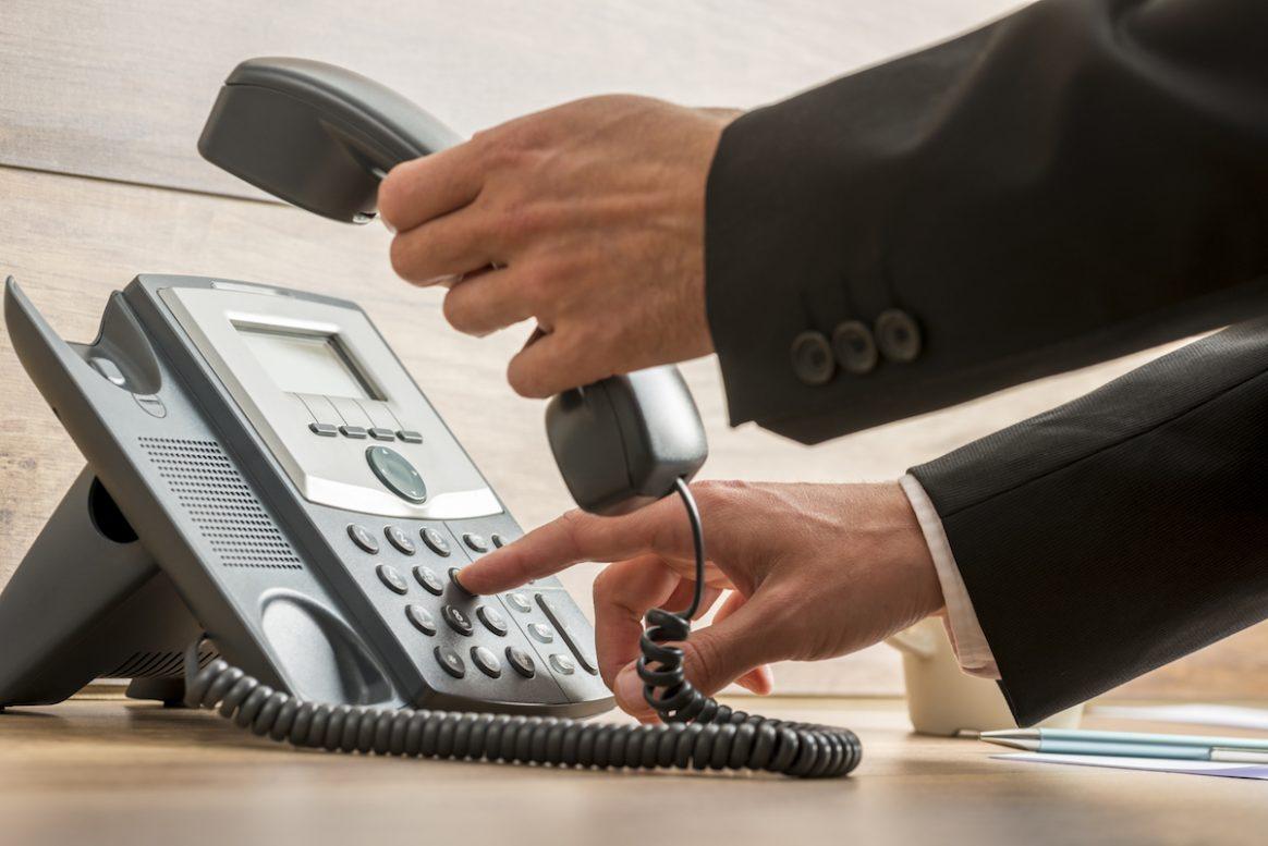 internet telefonija za podjetja